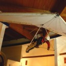 Original Angelo D'Arrigo's hang-glider