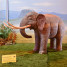 DINOSAURS AND ELEPHANTS